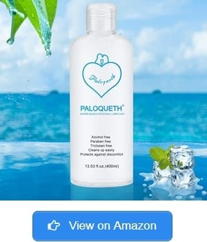 PALOQUETH water-based lube