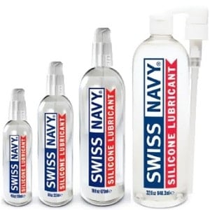 Swiss Navy Silicone-Based Lubricant