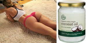 Coconut Oil as Anal Lube