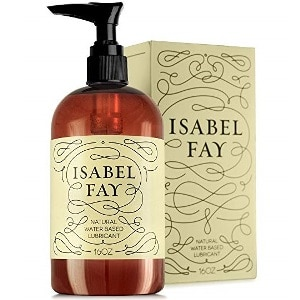 Isabel Fay Natural Intimate Lube