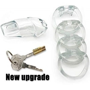 Lightweight Premium Chastity Device