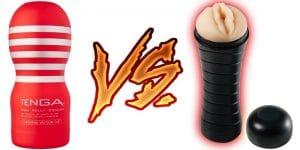Tenga vs Fleshlight