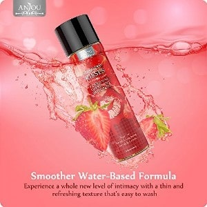 Anjou Strawbery Personal Lube