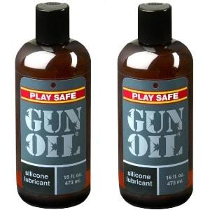 Gun Oil Personal Lubricant