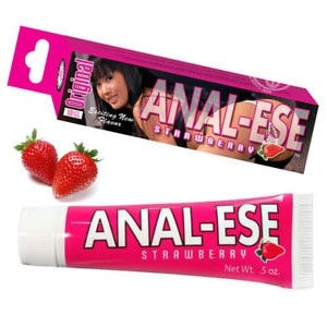 Nasstoys Anal-ESE Flavored Lube